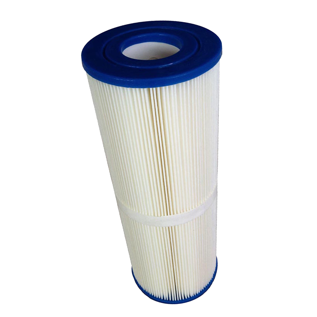 Swimming Pool Equipment 25 Square Feet Spa Pool Filters Replacement Filter Cartridge 335mm Durable Washable