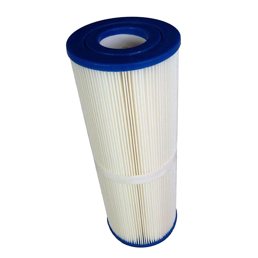 Cartucho de Filtro Lavável da Substituição dos Filtros da Associação dos Termas dos Pés Quadrados do Equipamento da Piscina Durável 335mm 25