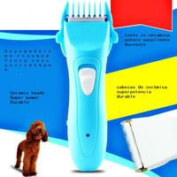 Dog Cat Hair Clipper Pet Attachment Comb Trimmer Shavers Scissors Animal Products 5W 220V