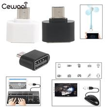 USB Male OTG Adapter Data Transfer Phone U Disk Protable Premium MP3 Charging Converter