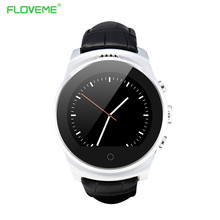 Floveme smart watch g901 plus bluetooth-konnektivität ios/android telefon, unterstützung Sim-karte Sync Notifier Nachrichten Drücken Smartwatch