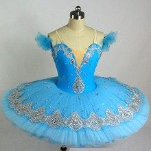 Новинка; цвет синий, черный; профессиональная балетная пачка с лебедем для детей; женский балетный костюм для взрослых; вечерние балерины для девочек