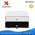 4 Bill 5 Coin 3 Position Lock  POS Cash Register Cash Drawer Durable Mental Clip with RJ11 Interface
