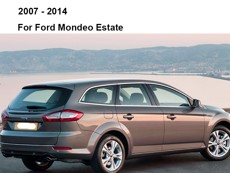 REFRESH Щетки стеклоочистителя для Ford Mondeo Mk4 Mk5 2007 2008 2009 2010 2011 2012 2013 - Цвет: 2007 - 2014 (Estate)
