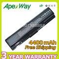 Apexway 6 сотовый Аккумулятор PA3534U-1BAS PA3534U-1BRS PA3534U1BAS для Toshiba Satellite Pro A200 A500 L200 L300 L500 L550 L555