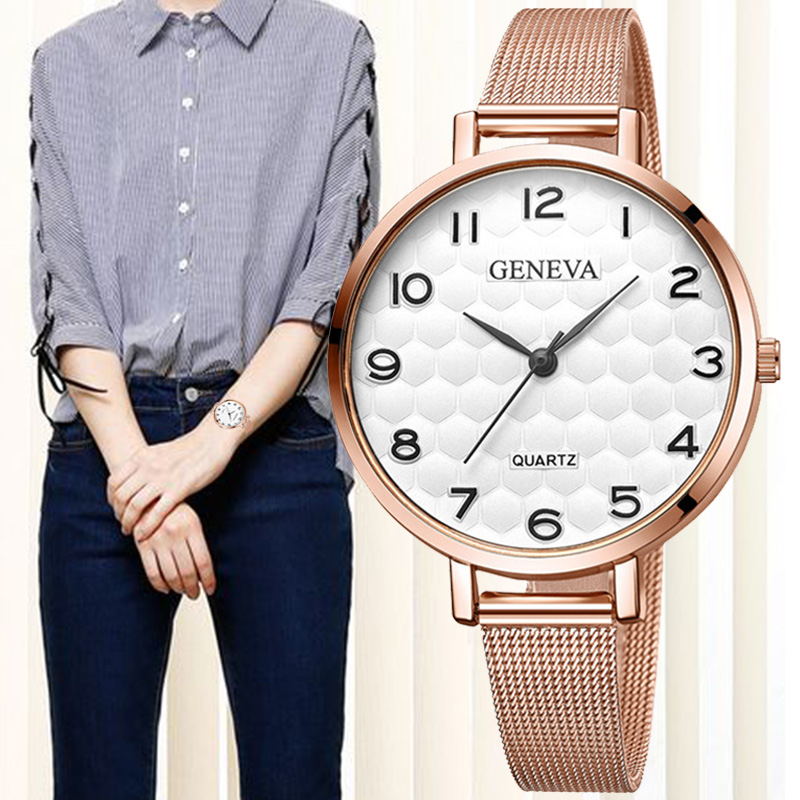 2019 NEW Design Women Watches Fashion Ladies Bracelet Watches Gift For Girl Luxury Dress Watches Clock Montre Femme Reloj Mujer