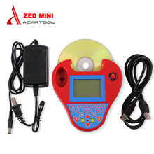 Mini ZED BULL Key Programmer Car Transponder no Tokens Pin Code Key Reader Immobilizer Programmer Tool(China)