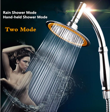 Bathroom Accessories, Rainfall Shower Handheld  Water-Saving Shower Head,High Pressure SPA Showerhead &Set chuveiro ducha/douch