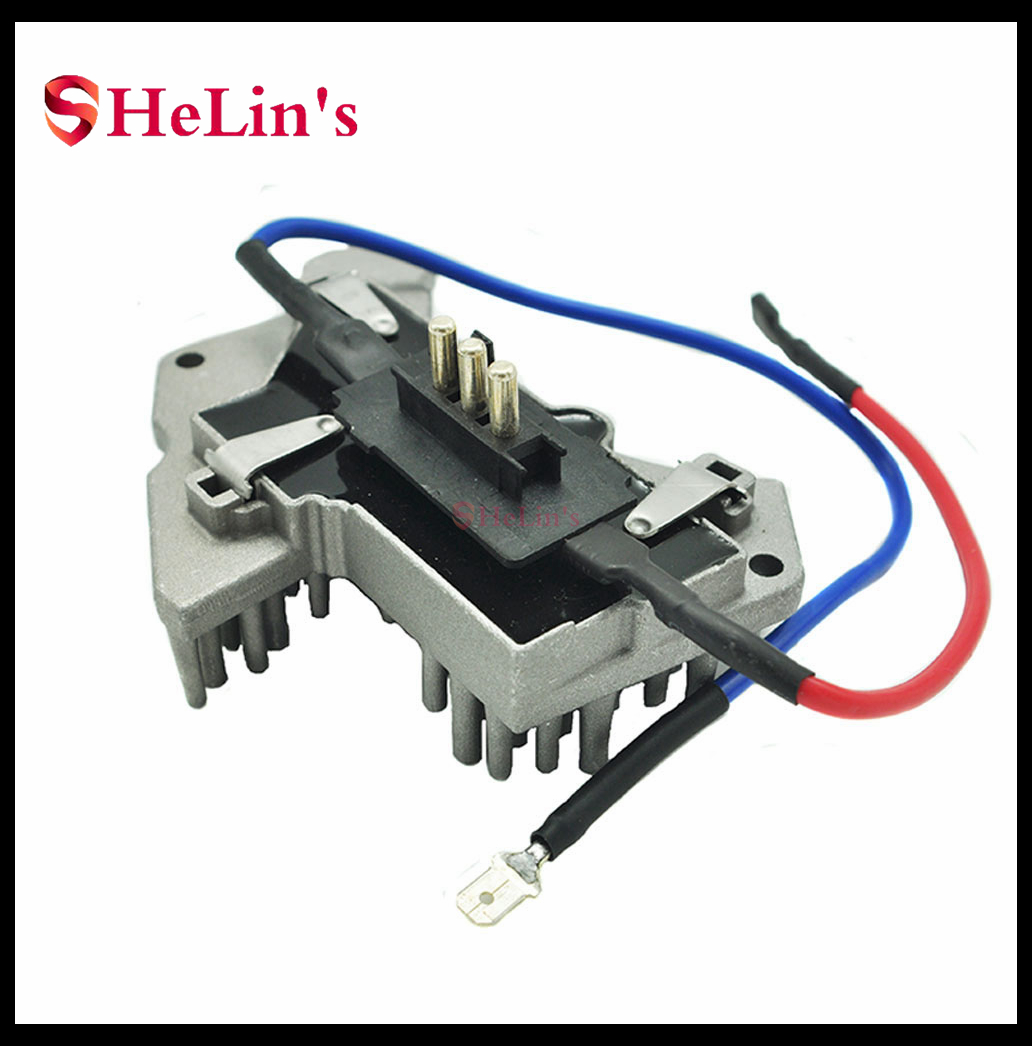 2108700210 AC Blower Heater Fan Motor Resistor For <font><b>MERCEDES</b></font>-<font><b>BENZ</b></font> W210 S210 E200 E220 E240 E250 E270 E280 E290 E300 E320 T D CDI image