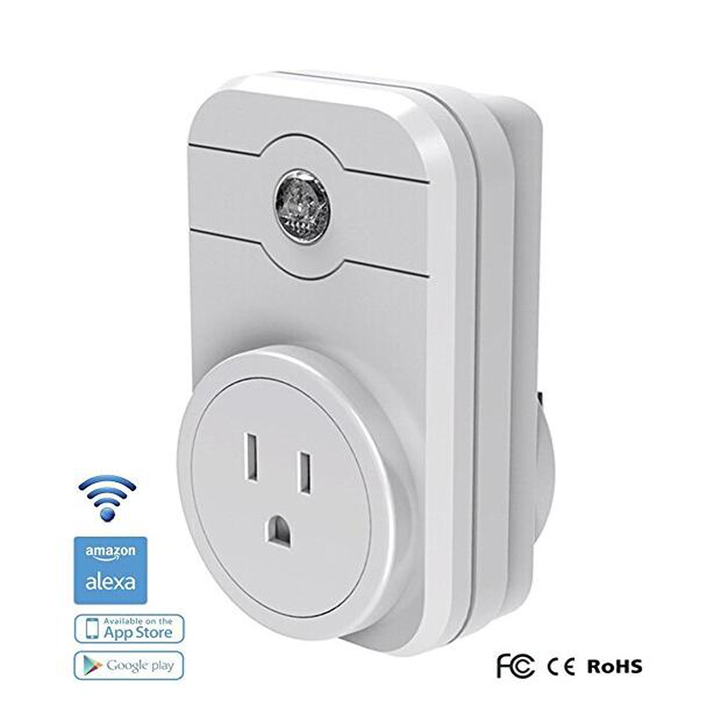 Smart Plug , Gorelax Mini Wifi Smart Plug, Wireless Remote Repeater Smart AC Plug Outlet Power Switch Socket,US Standard Switch us american plug wifi smart socket outlet us plug turn on off electronics by any smartphone