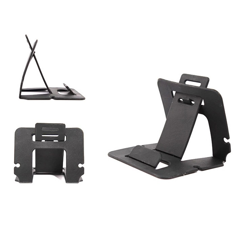 Universal Mini Foldable Adjustable Mobile Phone Holder For Samsung iPhone Xiaomi Nokia LG Huawei Mobile Phone Card Stand Holder
