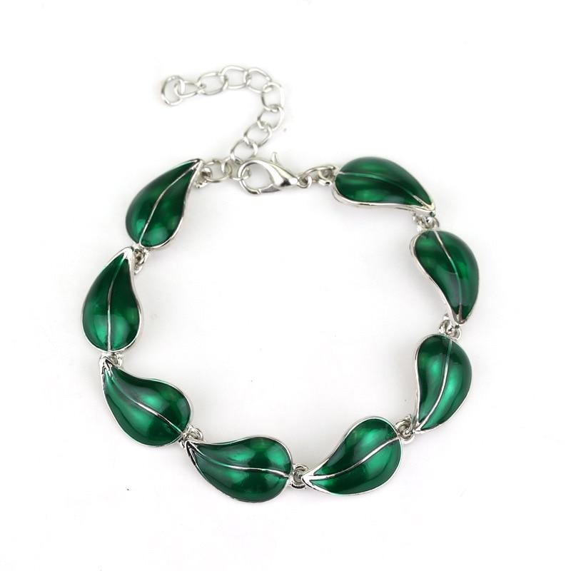 LOTR Hobbit Legolas Leaf Bracelet High Quality Fashion ...