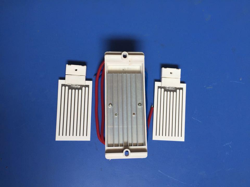 Freeshipping Ozone Generator 7g 220v/110v/12v +2 PCS 3.5g Ceramic Plate