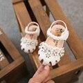 ULKNN детские сандалии 2020 летние новые сандалии baotou для девочек детская модная обувь принцессы детская пляжная обувь на мягкой плоской подошв...