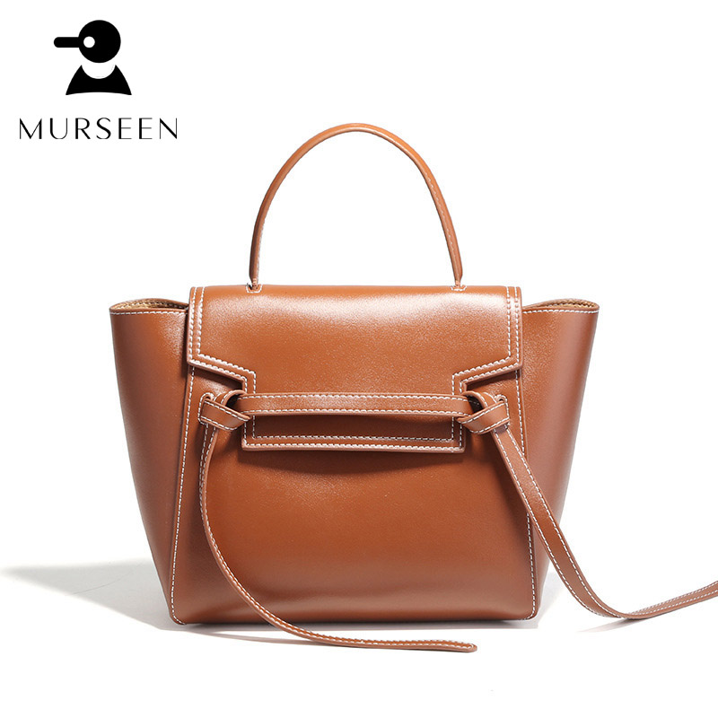 women genuine leather handbags tote high quality shoulder crossbody bags luxury brand fashion lady real leather top-handle bags