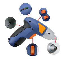 4.8V rechargeable/electric screwdriver /small  Drill/Driver Cordless sleeve Power Tools cordless drill oscillating tool saw