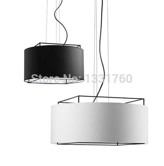 LEWIT T pendant lamp Jordi Veciana design replica Metalarte lewit suspension light fabric bridal sedan two colors available декоративні лампи із дерева у стилі бра
