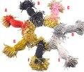 Suporte do sinal clipe corda sling de commodities Premade Cabo várias cores fio Pendurar Corda Tag Pino Tag Bilhetes Tag selo