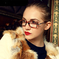 Decoration Newest Women Optical Glasses Myopia Glasses Frame Prescription Eyewear Black Frame