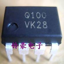 Pin derecho IC Q100 FSQ100 DVD receptor de satélite interruptor DIP8 chip se puede el grip pen-hold