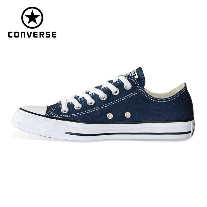 Новинка 2018 года CONVERSE origina all star обувь зажимы Taylor uninex классические кроссовки мужские и женские обувь для скейтбординга