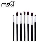 Brushes For Makeup Professional Kit Makeup Brush Wood Handle Cosmetics Tools For Make Up Soft Synthetic