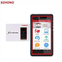 NEW Auto Diagnostic Tool Launch X431 Pro Mini With 6 8 Tablet PC Support WiFi Bluetooth
