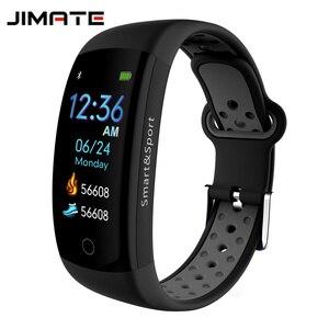 Jimate Waterproof Smartband HR