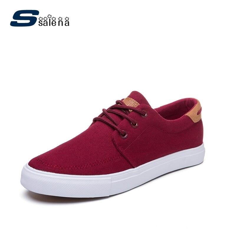 Prix pour Planche à roulettes Chaussures Hommes Haute Qualité Hommes Sneakers Confortable Toutes Les Sélections D'été Chaussures AA40419