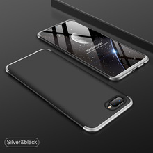 For OPPO RX17 Neo Case With Tempered Gla