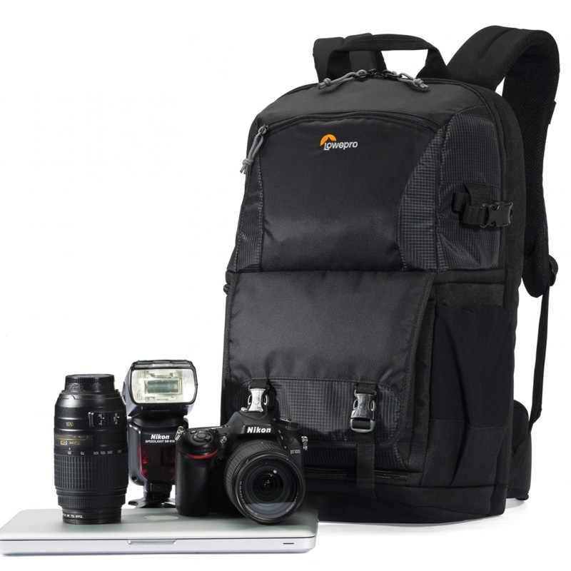 Asli Loweopen Fastpack BP 250 II AW DSLR Multifungsi Hari Pack 2 Desain 250AW Digital SLR Ransel Kamera Baru Ransel
