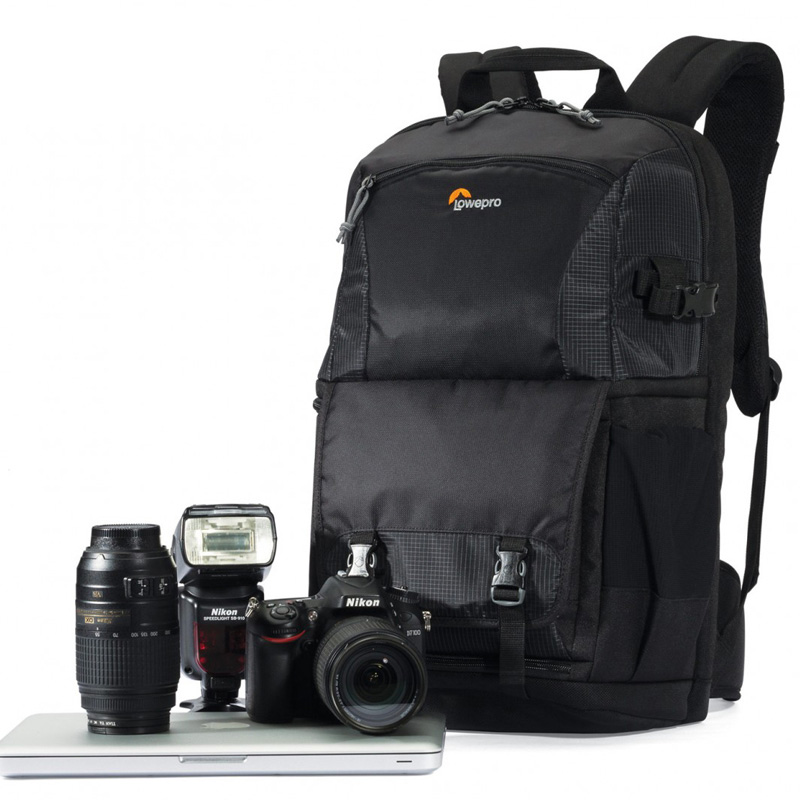 Genuine Lowepro Fastpack BP 250 II AW dslr multifunction day pack 2 design 250AW digital slr rucksack New camera backpack-in Camera/Video Bags from Consumer Electronics