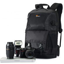 Véritable Lowepro Fastpack BP 250 II AW dslr multifonction day pack 2 conception 250AW numérique slr sac à dos nouveau sac à dos dappareil photo