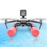 Floating Heightened Extended Landing Gear for DJI MAVIC 2 Pro/ Zoom Drone Gear Floating Buoyancy Foam Legs Float Set Bobber
