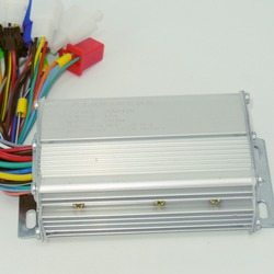 Cheap 36V-48V 350W 17Amax BLDC Motor Controller Electric Bike Tricycle Controller Driver