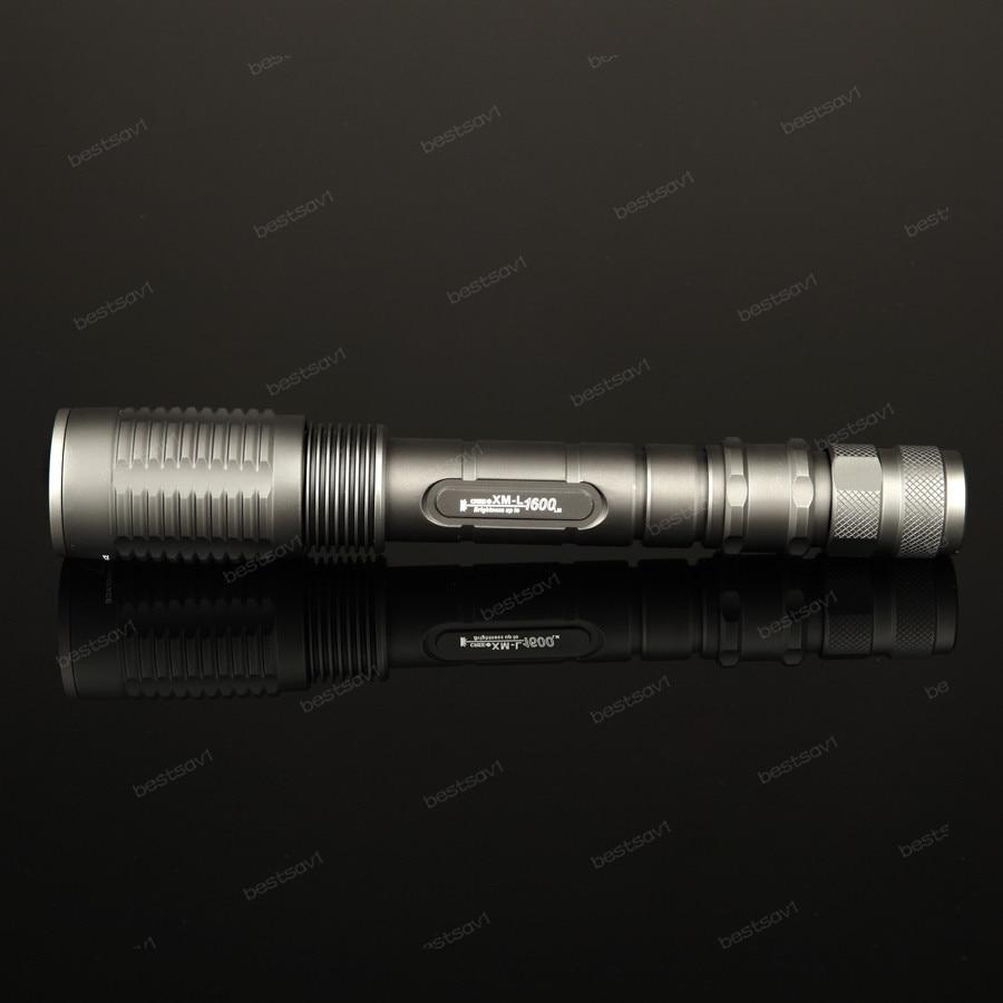trustfire z5 satın almak - Trustfire Z5 Flashlight 7 Mode 1600 Lumens Bulb XM-L T6 LED Flashlights outdoor