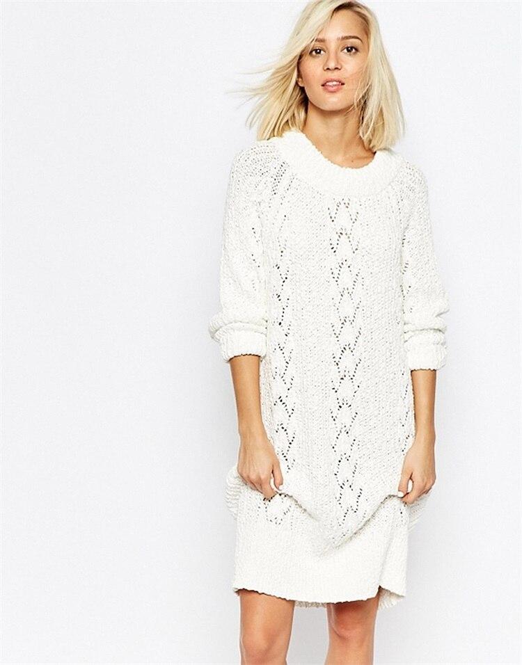 Long Sleeve Knit Dress Pattern : Popular Crochet Dress Pattern-Buy Cheap Crochet Dress Pattern lots from China...