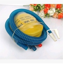 Air Pump Plastic Manual Inflating Pump Balloons Inflator Swimming Ring Blast Air Pump Party Festival Celebration Tools Supplies