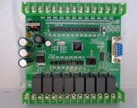 PLC Chinese Industrial Control Board FX1N20MRMT Relay Output Transistor Output DC24V Power Supply Industrial Control Products