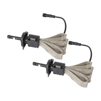 New A8 H4 Car LED Headlight Cree Light Source 2 PCS with free shipping