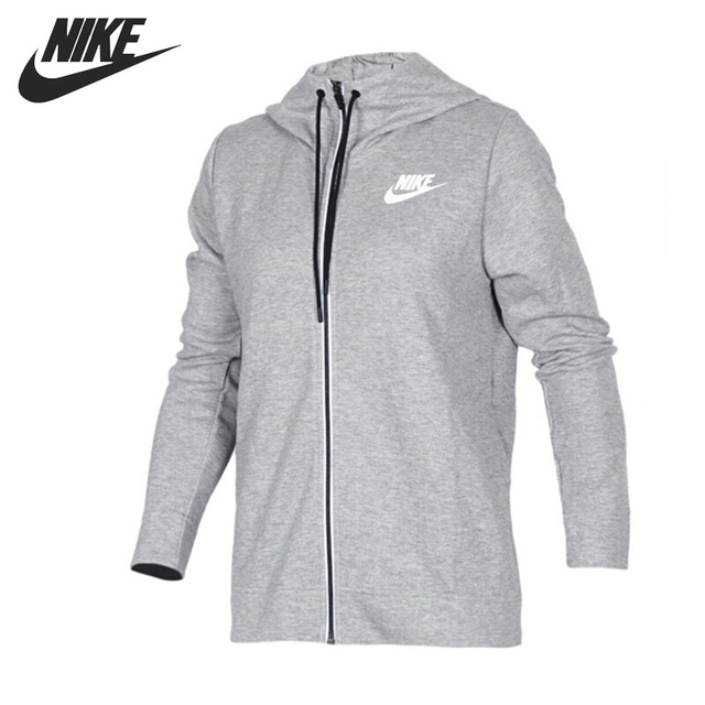 2ef7d86c5ae5 Original New Arrival 2017 NIKE AS W NSW AV15 HOODIE FZ Women s Jacket Hooded  Sportswear