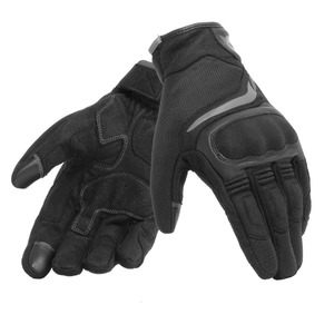 Кожаные перчатки для мотокросса Dain, черные и белые Мотоциклетные Перчатки EVO Racing, 2019