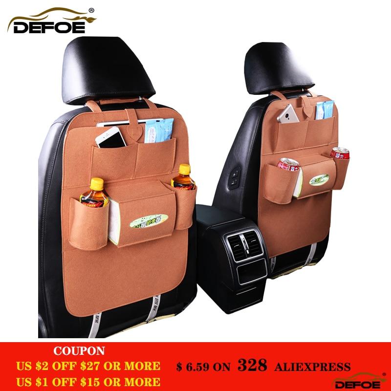 Новий дизайн автомобіля сидіння сумка для зберігання Висячі сумки автомобіля сидіння назад мішок автомобіля продукт багатофункціональний ящик для зберігання автомобіля freeshipping