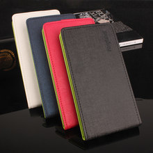 Contrasting vertical flip pu leather suit For Lenovo S5 K520 stylish high-quality Lenovo S 5 K520 mobile phone protective cover(China)