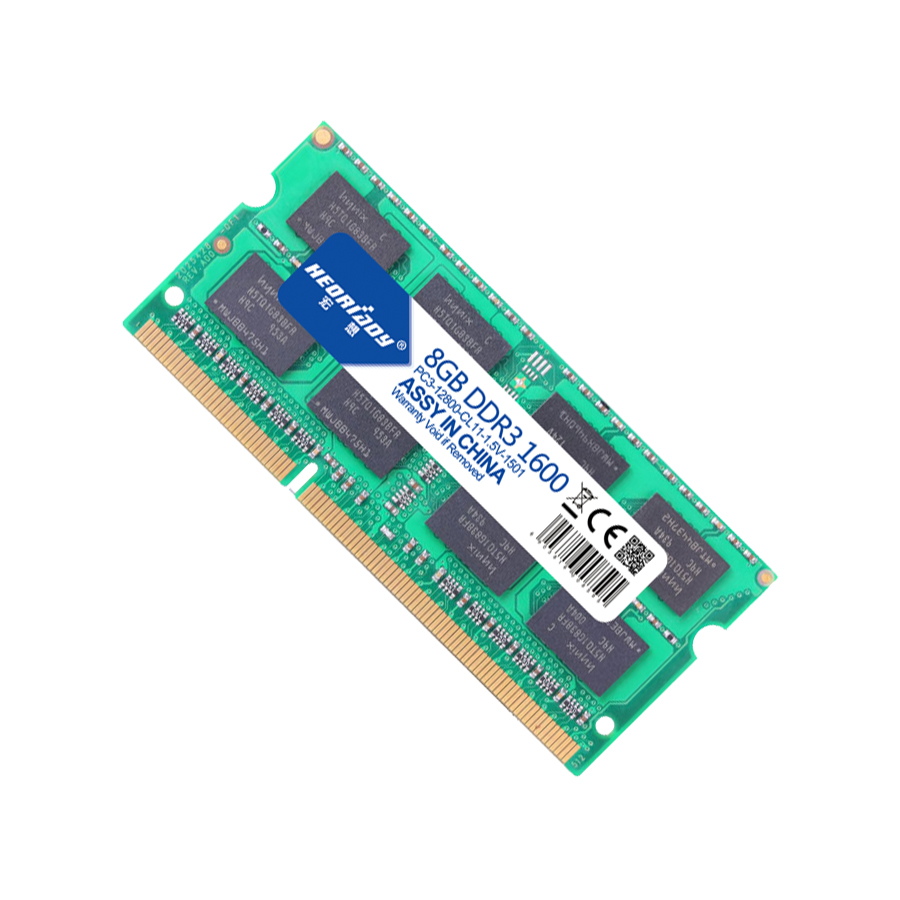 heoriady DDR3 8GB 1600 Ram for Laptop 1600MHz Sodimm Macbook ddr3l Compatible ddr3 Laptop 4gb 1333MHz Sdram 1066 Mhz 3