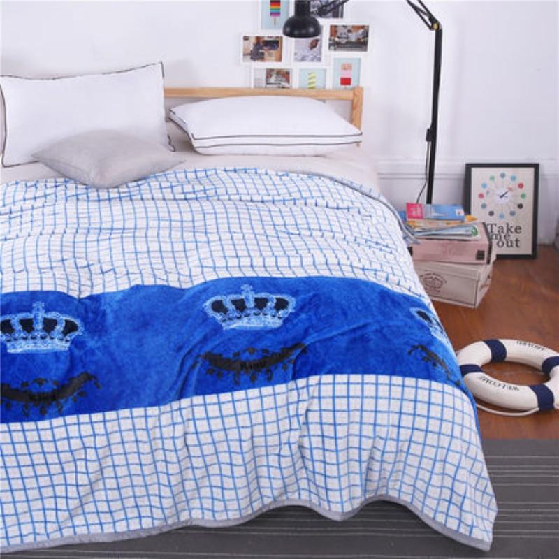 LOSICOE-21 manta super macio quente coral velo cobertor de flanela grossa cobertores toalhas sofá cama têxtil 150x200 cm