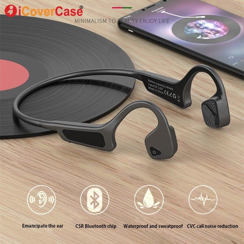 Bluetooth sans fil Casque Pour Huawei Compagnon 20 pro Mate20 X 10 lite 9 7 8 Nova 4 3 3e 3i 2 2 s plus Écouteurs à Conduction Osseuse
