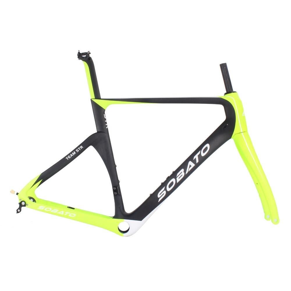 ✓Bicicletas Marcos Bicicletas camino Marcos cableado interno cadre ...