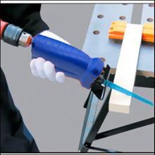 Milda 2019 neue power werkzeug zubehör säbelsäge Metall Schneiden holz Schneiden Werkzeug bohrmaschine befestigung mit 3 klingen
