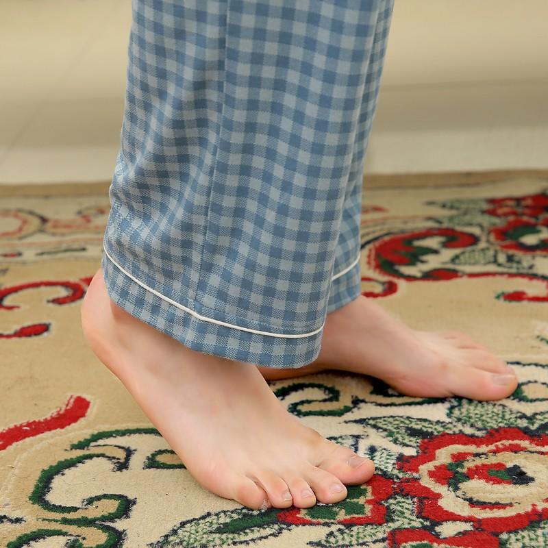 Men\'s Cotton Polyester Pajama Sets RBS-C LYQ1414 10